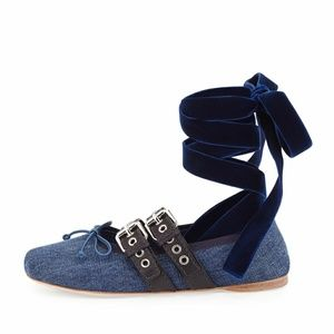 COMING SOON! Strappy Ballet Flats